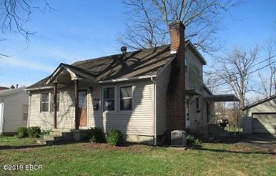 Massac County Single Family Home For Sale: 1905 McCrary Street
