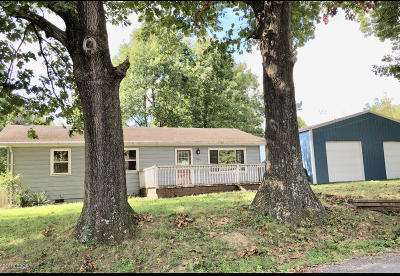 Jonesboro IL Single Family Home For Sale: $74,900