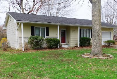 Benton Single Family Home For Sale: 403 N 9th Street