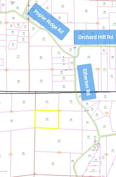 Pomona IL Residential Lots & Land For Sale: $111,600