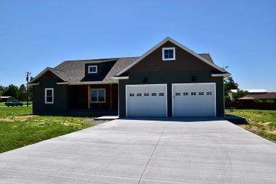 Marion Single Family Home For Sale: 12758 Harvest Lane