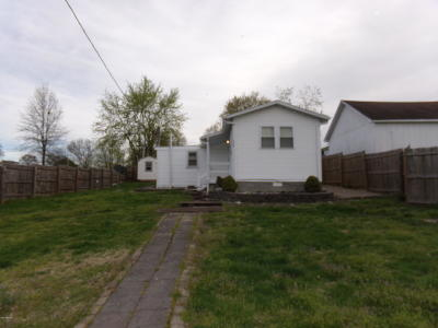 West Frankfort Single Family Home For Sale: 1304 E Lindell Street
