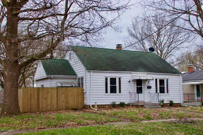 Murphysboro Single Family Home For Sale: 2233 Clay Street
