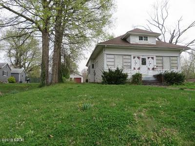 Marion Single Family Home For Sale: 807 S Market Street