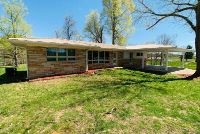 Hardin County Single Family Home For Sale: 81 S Il Route 1
