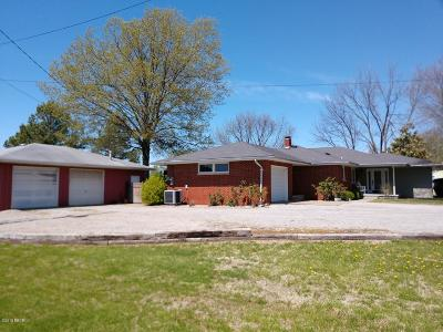 Murphysboro Single Family Home For Sale: 2429 Business Highway 13