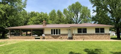 West Frankfort Single Family Home For Sale: 1575 S West Road