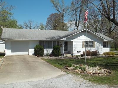 Herrin Single Family Home For Sale: 621 E Cypress Street