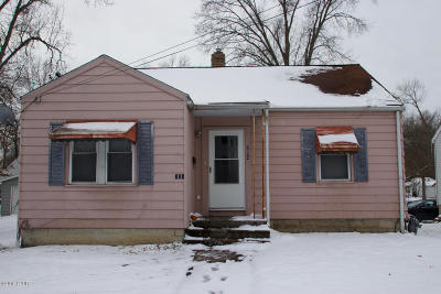 Carbondale Single Family Home For Sale: 304 N Oakland Avenue