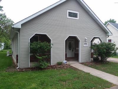 Herrin Single Family Home For Sale: 405 N 11th Street