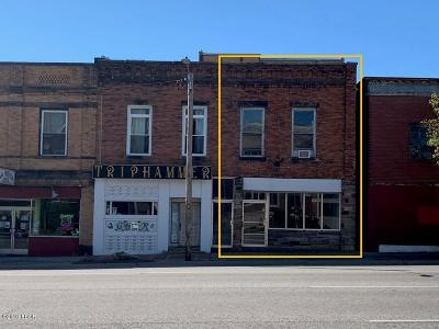 Carbondale Commercial For Sale: 217 W Main Street