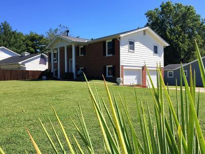 Mt. Vernon Single Family Home For Sale: 3313 Blackberry Street