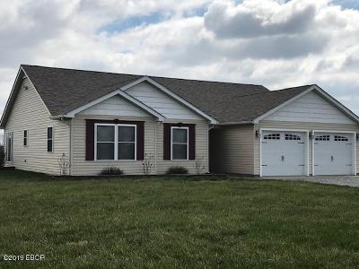 Murphysboro Single Family Home For Sale: 252 Dunivan Road