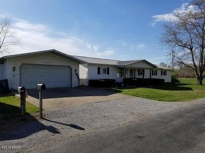 Mt. Vernon Single Family Home For Sale: 1700 Sunset Street