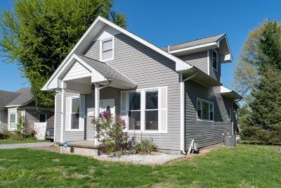 Herrin Single Family Home For Sale: 316 S 19th Street