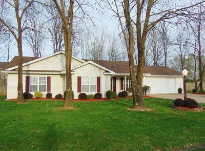 Herrin Single Family Home For Sale: 302 Evergreen Trail