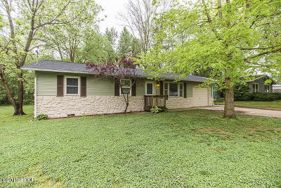 Carterville Single Family Home Active Contingent: 610 Farris Street