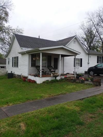 Saline County Single Family Home For Sale: 223 N Hickory Street