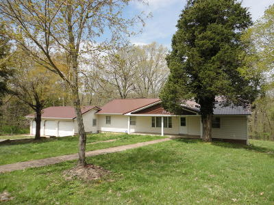 Johnson County Single Family Home For Sale: 835 Eagle Point Bay Road