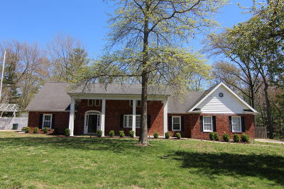 Mt. Vernon Single Family Home For Sale: 35 Webster Hills Estates