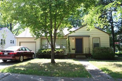 Carbondale IL Single Family Home For Sale: $94,995