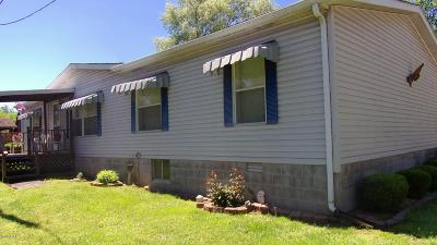 Harrisburg IL Single Family Home For Sale: $74,900