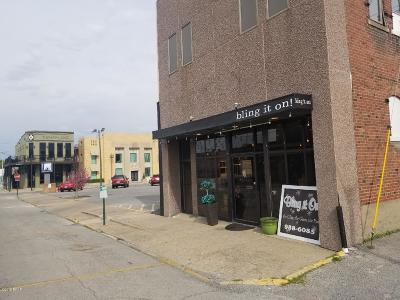 Commercial For Sale: 109 W Monroe Street