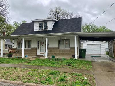 Johnston City Single Family Home For Sale: 903 Jefferson Avenue