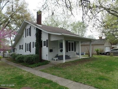 Herrin Single Family Home For Sale: 812 S 20th Street