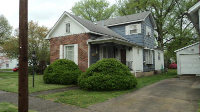 Harrisburg IL Single Family Home For Sale: $64,900