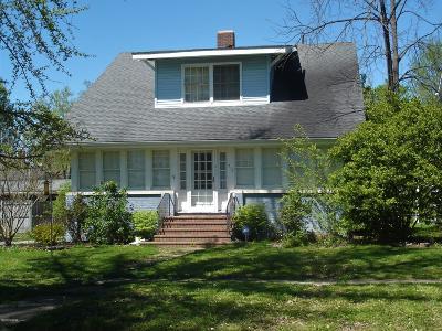 Marion Single Family Home For Sale: 512 E Everett Street