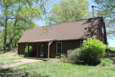 Carterville Single Family Home Active Contingent: 13081 N Greenbriar Road