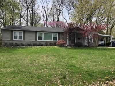 Mt. Vernon Single Family Home For Sale: 5 Lincoln Drive