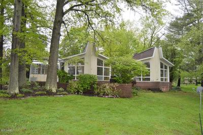 Murphysboro Single Family Home For Sale: 316 Fairway Vista Road