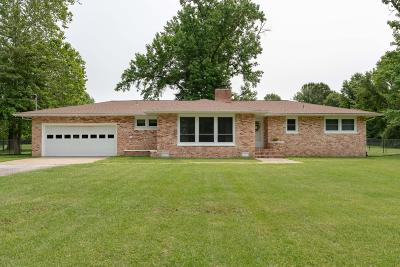 Carterville Single Family Home Active Contingent: 112 Prairie Road