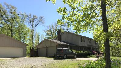 Carbondale Single Family Home For Sale: 83 Shawnee Hills Drive