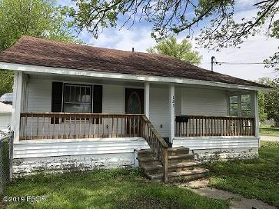 Benton Single Family Home For Sale: 123 E Reed Street