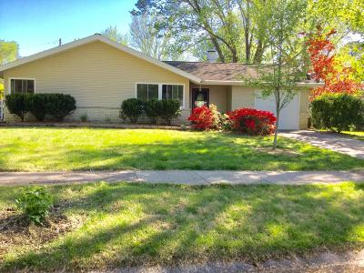 Carbondale Single Family Home For Sale: 1515 Taylor