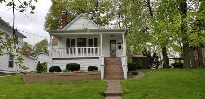 Mt. Vernon Single Family Home For Sale: 1004 Pace Avenue