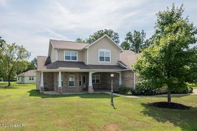Carterville Single Family Home For Sale: 314 Twin Lakes Road