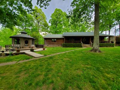 Pope County Single Family Home For Sale: 14 Deer Ridge Road
