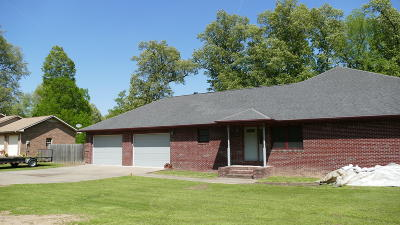 Massac County Single Family Home For Sale: 12 White Oak Lane