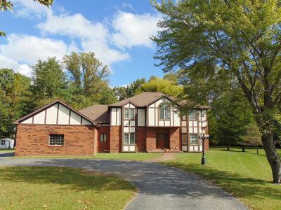 Murphysboro Single Family Home Active Contingent: 3 Morgan Drive
