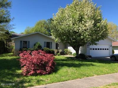 Carbondale Single Family Home Active Contingent: 612 S Surrey Lane