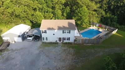 Creal Springs Single Family Home For Sale: 605 E Blue Avenue