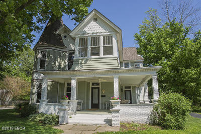 Marion Single Family Home For Sale: 501 S Market Street