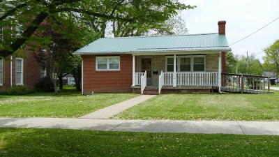Massac County Single Family Home Active Contingent: 409 Market Street