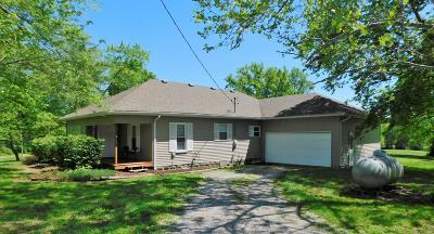 West Frankfort Single Family Home Active Contingent: 17876 Parrish Road