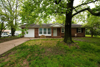 Herrin Single Family Home For Sale: 221 Circle Drive Drive