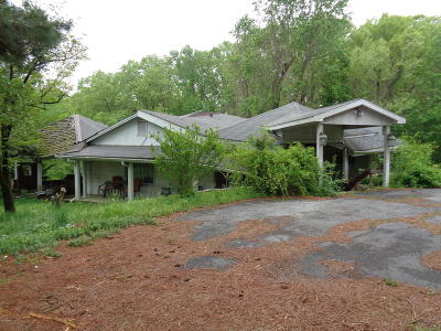 Murphysboro Single Family Home For Sale: 1592 Pump House Road